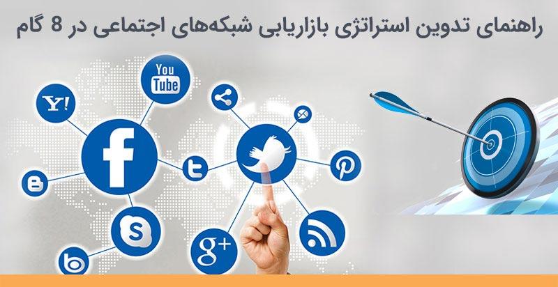 راهنمای تدوین استراتژی بازاریابی شبکههای اجتماعی در ۸ گام