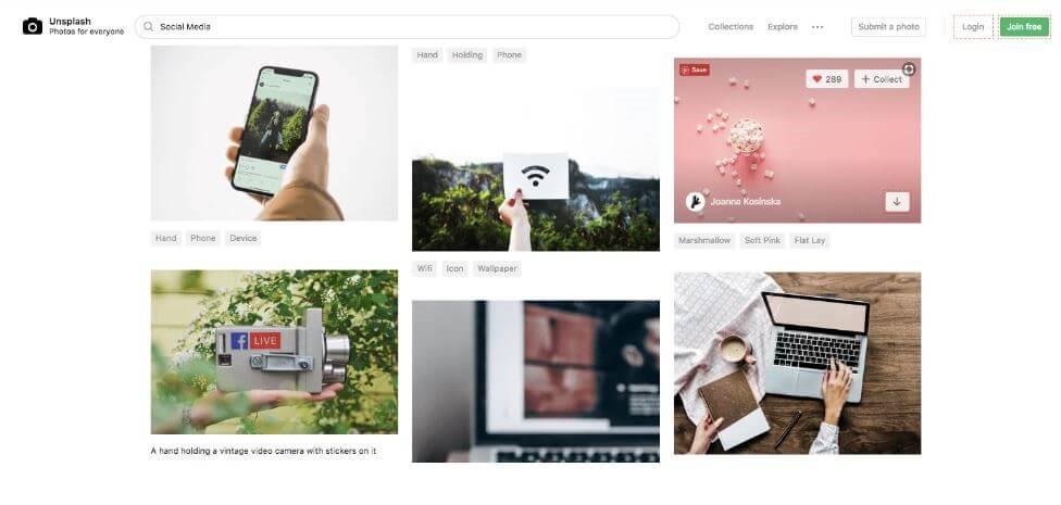 استفاده از تصاویر با کیفیت برای بازاریابی در اینستاگرام