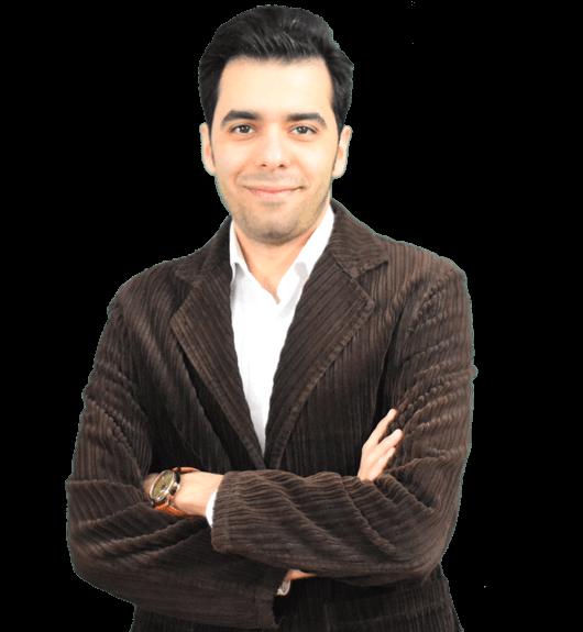عرفان رحیمی- دیجیتال مارکتر